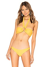 lovewave Lisette Top in Yellow