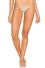 lovewave The Jerry Bikini Bottom in Sand