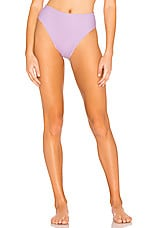 lovewave Marney High Waist Bottom in Lilac