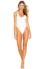 lovewave Marney One Piece in White