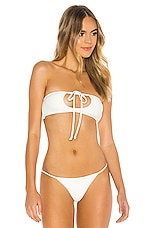 LOVEWAVE Cara Top in White