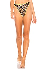 lovewave The Adriana Bottom in Leopard