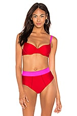 lovewave The Naomi in Chili Pepper Red