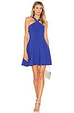 LIKELY Ashland Dress in Ultramarine