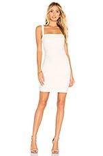 LIKELY Nahla Dress in White