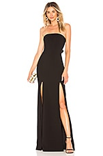 LIKELY Avalina Gown in Black