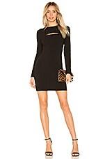 LIKELY Keller Dress in Black