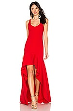 LIKELY Sylvie Gown in Scarlet