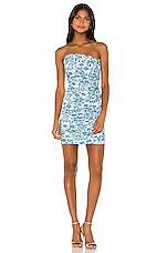LIKELY Lora Dress in Blue