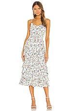 LIKELY Ariella Dress in Jungle