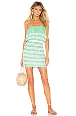 Lemlem X REVOLVE Doro Strapless Dress in Sea Green