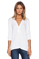 Elin Blouse in White