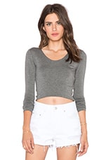 TOP CROPPED GLASSON