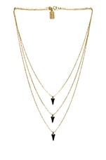 <DEPRECATED> Lionette by Noa Sade Avish Necklace in Black