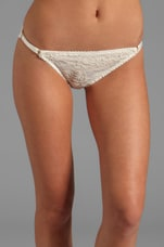 Hearts Lux Brief in Ivory