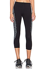 Jungle Stability7/8 Legging en Noir
