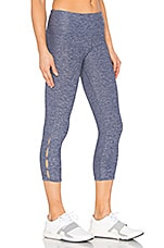 Porsha 7/8 Legging in Ink Marl