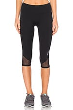 Dynamo Active Core 3/4 Legging en Noir