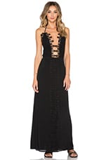 x REVOLVE Maxi Dress in Black