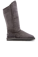 Cosy Tall Boot in Gray