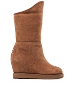 Cosy Tall Wedge in Chestnut