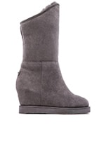 Costy Tall Wedge in Gray