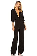 Lovers + Friends Harper Jumpsuit in Black
