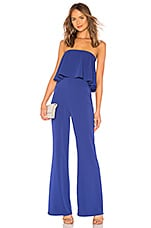 Lovers + Friends Nikki Jumpsuit in Cobalt