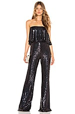 Lovers + Friends Nikki Jumpsuit in Black