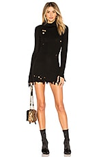 Lovers + Friends Keeney Dress in Black