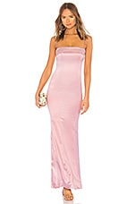 Lovers + Friends Jean Gown in Lilac