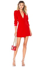Lovers + Friends Ally Mini Dress in Red