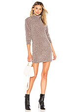 Lovers + Friends Colby Dress in Charcoal