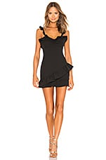Lovers + Friends Nicolette Dress in Black