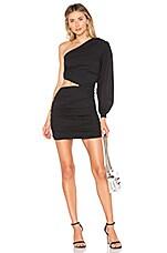 Lovers + Friends Kaia Mini Dress in Black