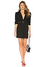 Lovers + Friends Kingsley Blazer Dress in Black