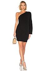 Lovers + Friends Gabby Sweater Dress in Black