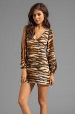 Gracie Dress in Wildcat