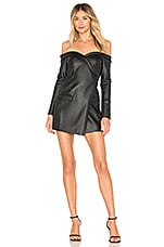 Lovers + Friends Carmela Blazer Dress in Black