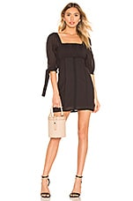 Lovers + Friends Jaxon Mini Dress in Black