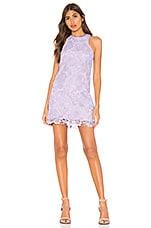 Lovers + Friends Caspian Shift Dress in Lavender