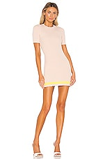 Lovers + Friends Colada Dress in Nude