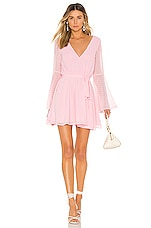Lovers + Friends Lila Dress in Pink