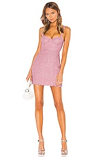 Lovers + Friends Tawnie Dress in Pink Multi