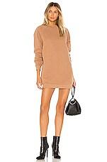 Lovers + Friends Jenn Sweatshirt in Nude