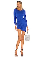 Lovers + Friends Kinsley Mini Dress in Royal Blue