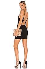 Lovers + Friends Jaylah Mini Dress in Black