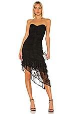 Lovers + Friends Eleanora Dress in Black
