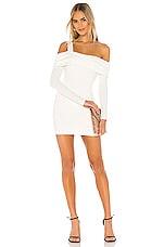 Lovers + Friends Gabrielle Mini Dress in Ivory