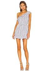 Lovers + Friends Amity Mini Dress in Multi